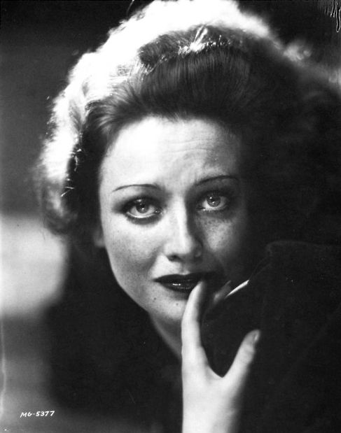 1930 Portrait of Joan Crawford by George Hurrell
