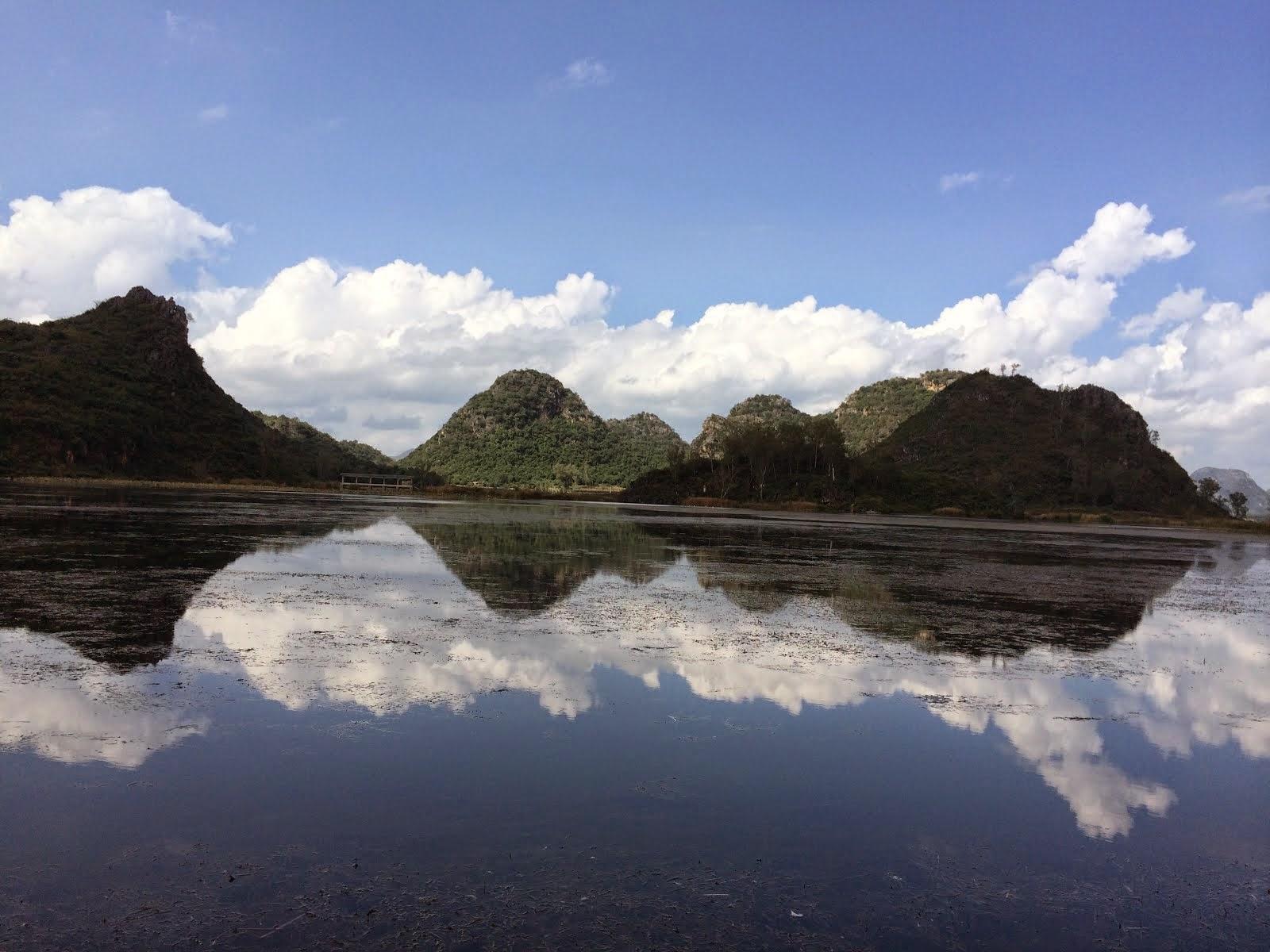 Puzhehai, Qiubei, Yunnan, China