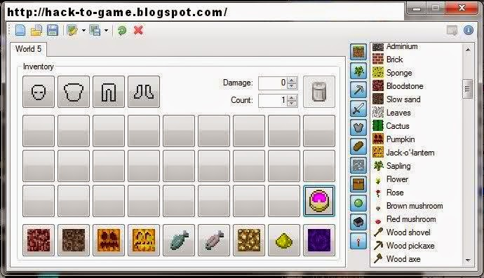 New-Hack.2014: Minecraft 1.7.2 - 1.7.5 : Hacked Client