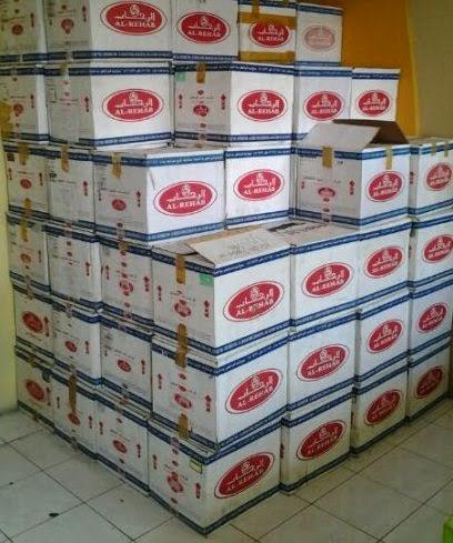 Karton Alrehab non alkohol 6ml