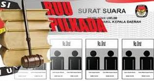 Mekanisme Pilkada Melalui DPRD Tidak Dipilih Langsung Oleh Rakyat RUU Undang-Undang Pilkada Langsung Pilkada Lewat DPRD