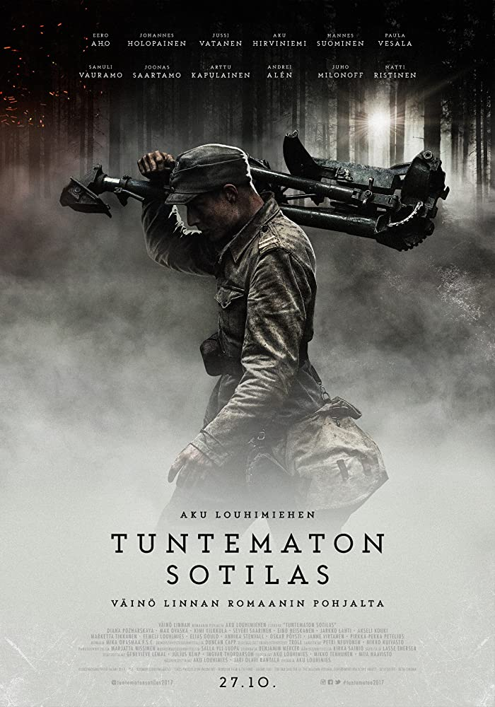 The Unknown Soldier (2017) Tuntematon sotilas