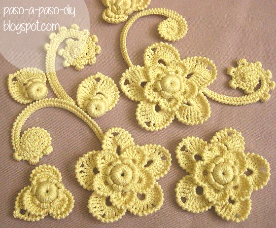 Hacer Flor De Crochet Elegant Tutorial Cactus Con Flor Tejida A