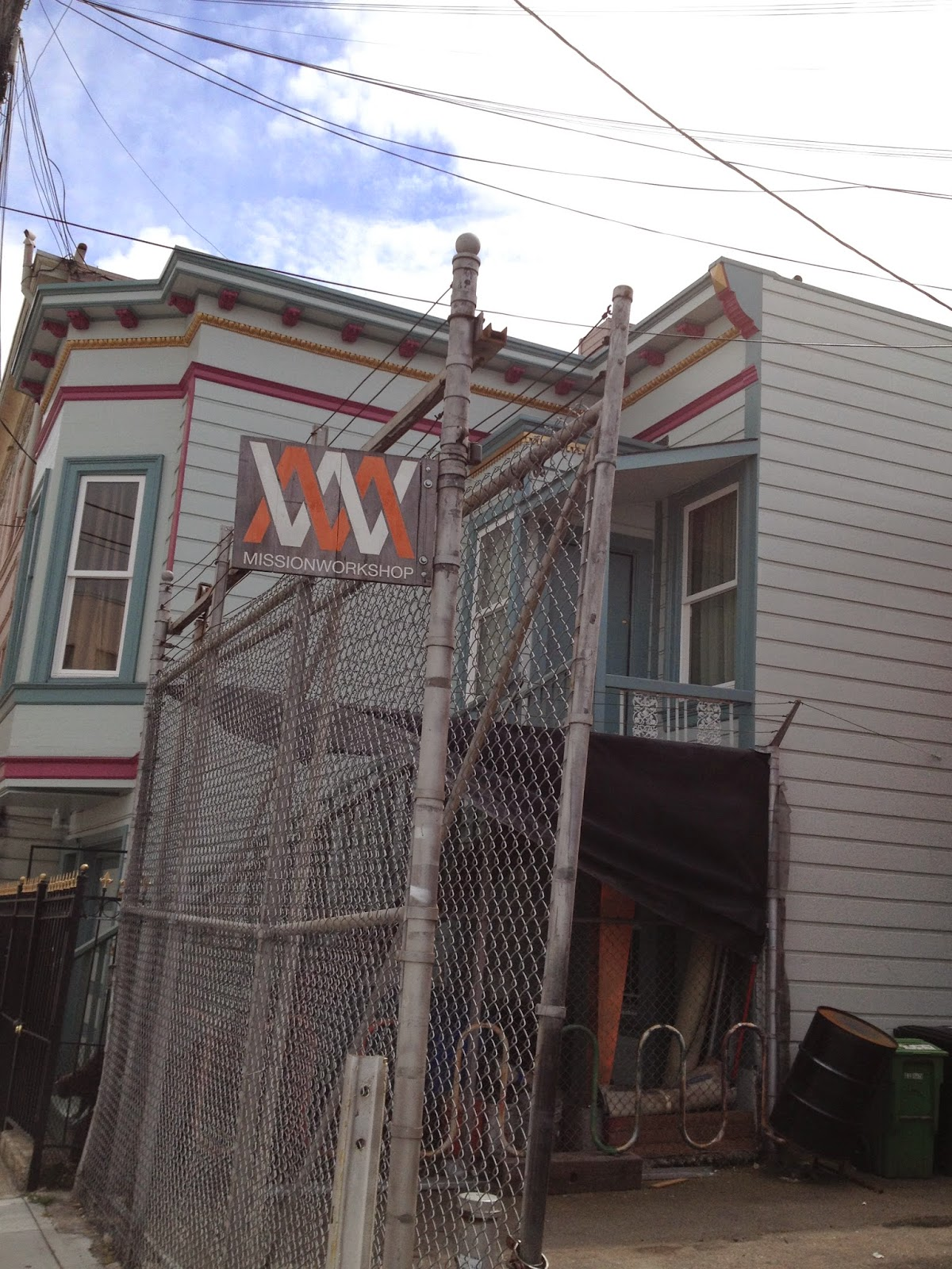 Mission Workshop in San Francisco
