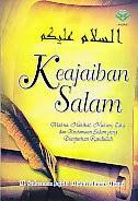 toko buku rahma: buku KEAJAIBAN SALAM, pengarang sulaeman jajuli, penerbit amzah