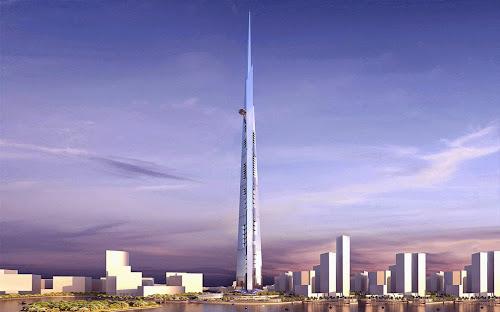 Futuro prédio mais alto do mundo