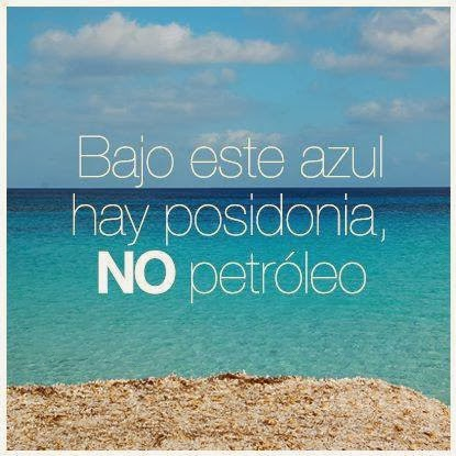 no al petroleo