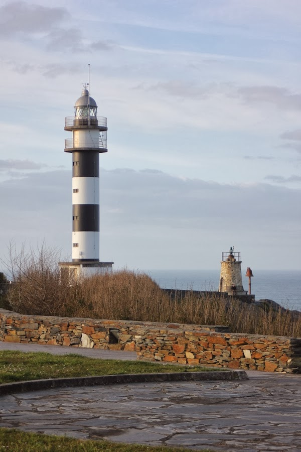 Ortiguera's lighthouse