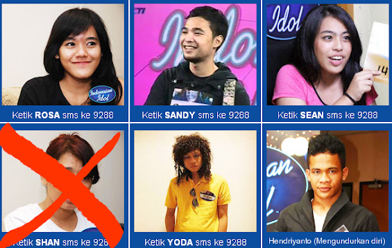 12 Besar Indonesian Idol 2012 (Spektakuler)