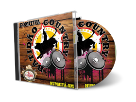 Dj Djalma - Comitiva Batido Country