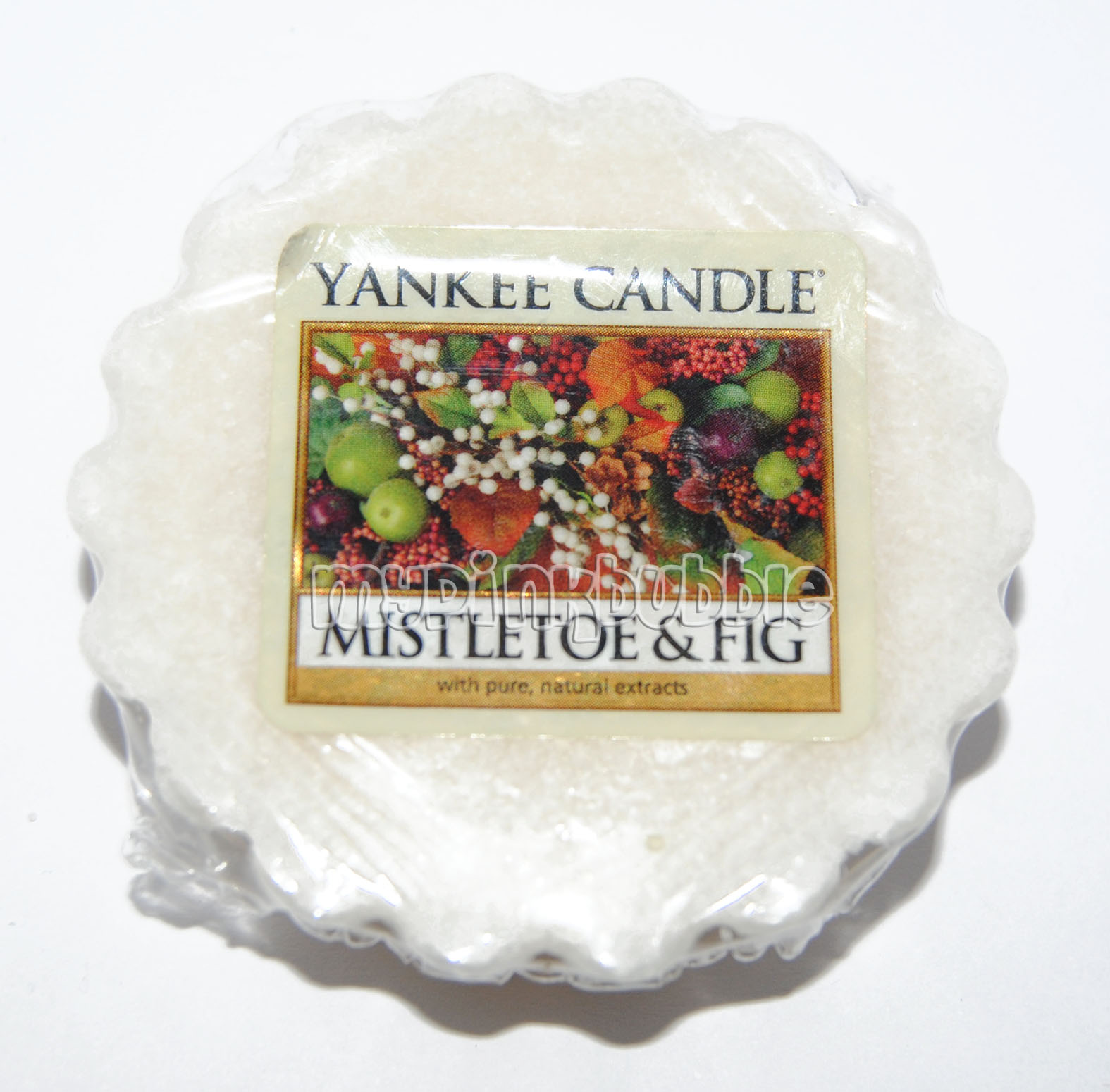 Yankee Candle Mistletoe & Fig