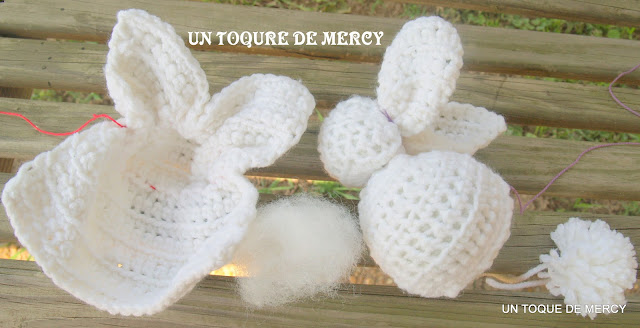 UN TOQUE DE MERCY: BEBE