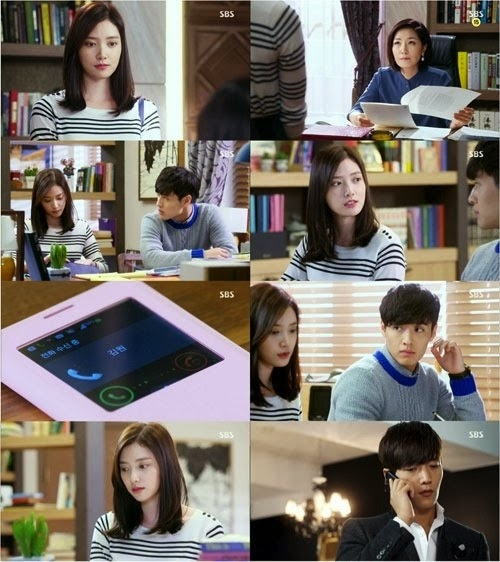 'The Inheritors' Two Men Interested In Lim Joo Eun
