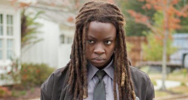 Michonne en The Walking Dead 5x15 - Try