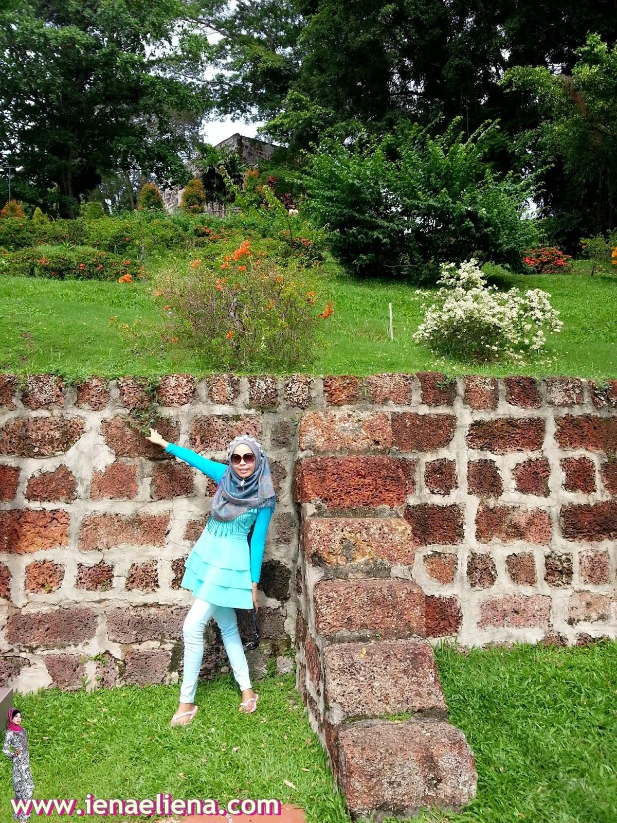 Bukit St.Paul A Famosa, Melaka
