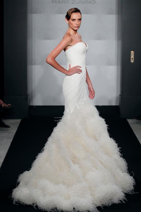 Mark Zunino Spring 2013 Bridal Collection