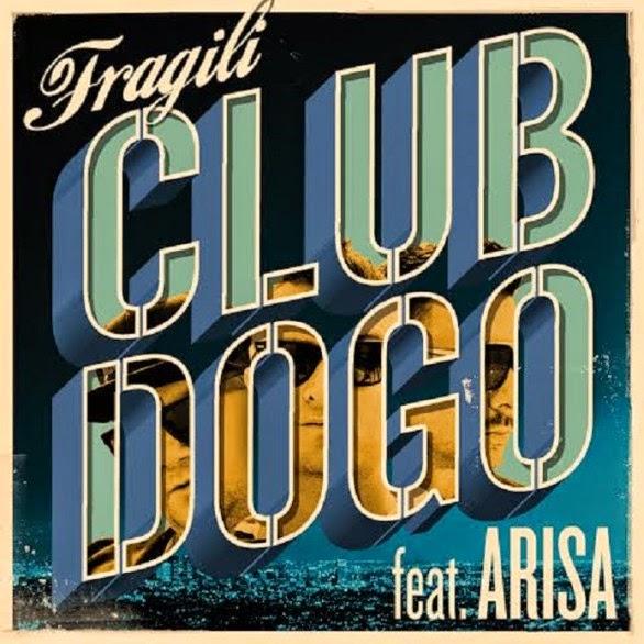 Copertina di Fragili il nuovo singolo dei Club Dogo feat Arisa
