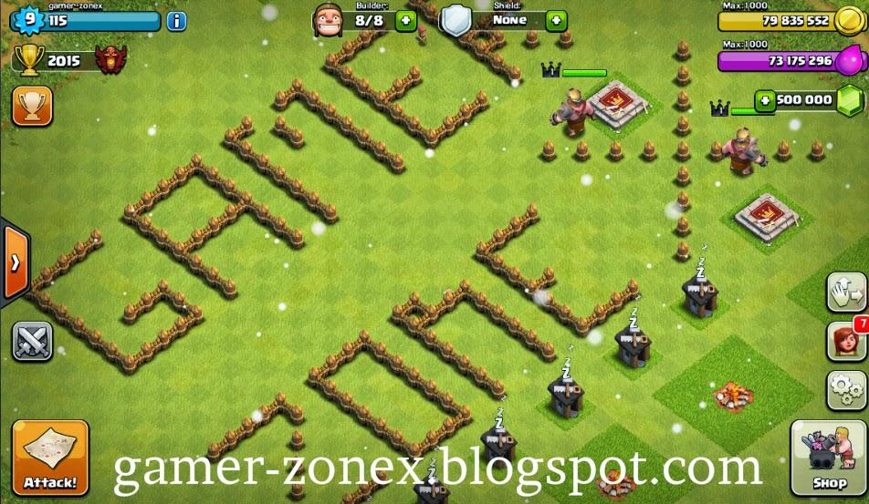 COC MOD Gamer-zonex