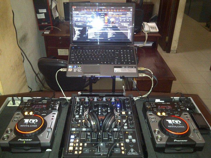 Cara belajar jadi DJ