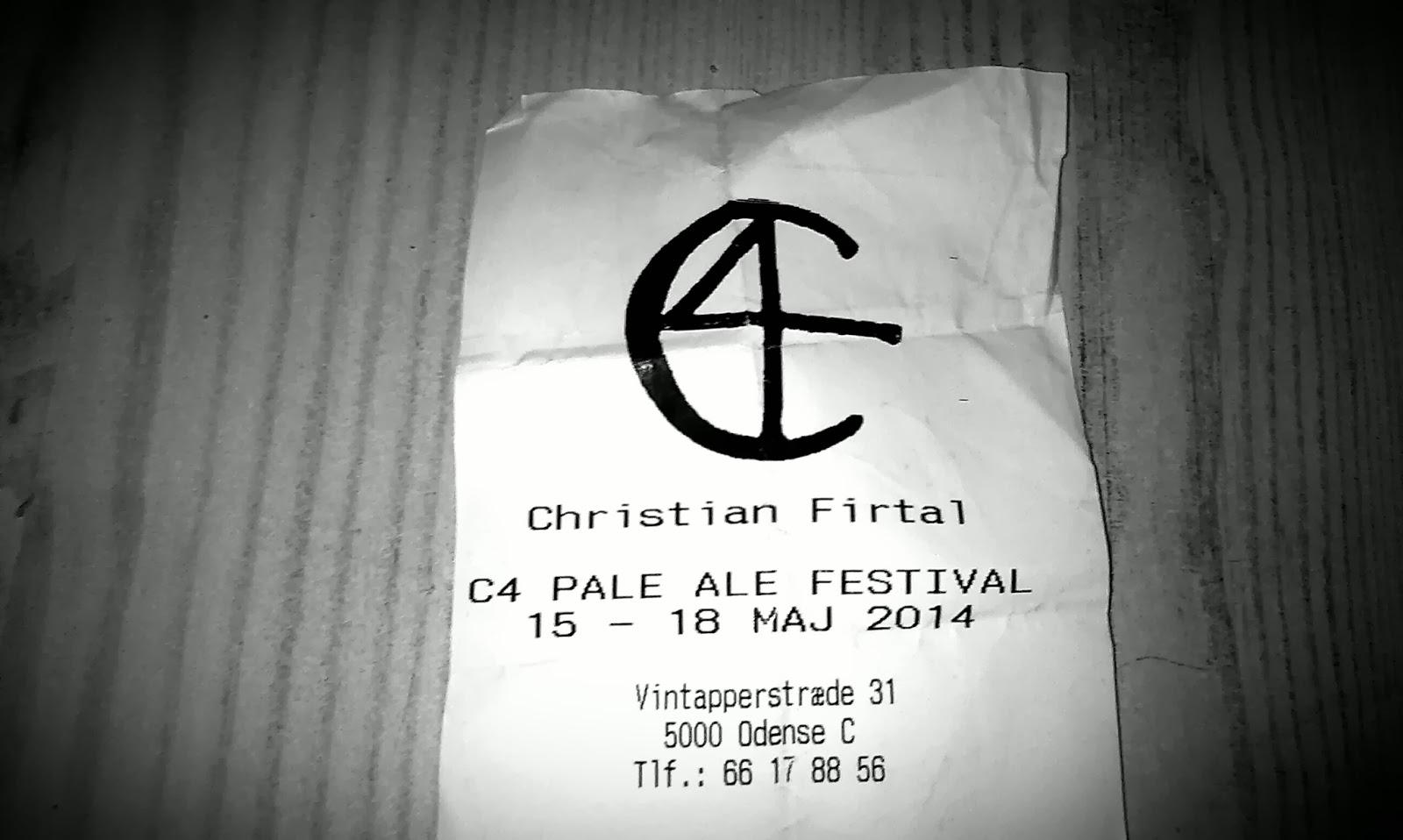 pale ale festival christian firtal