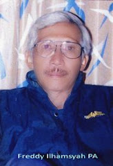 My uncle Freddy Ilhamsyah PA