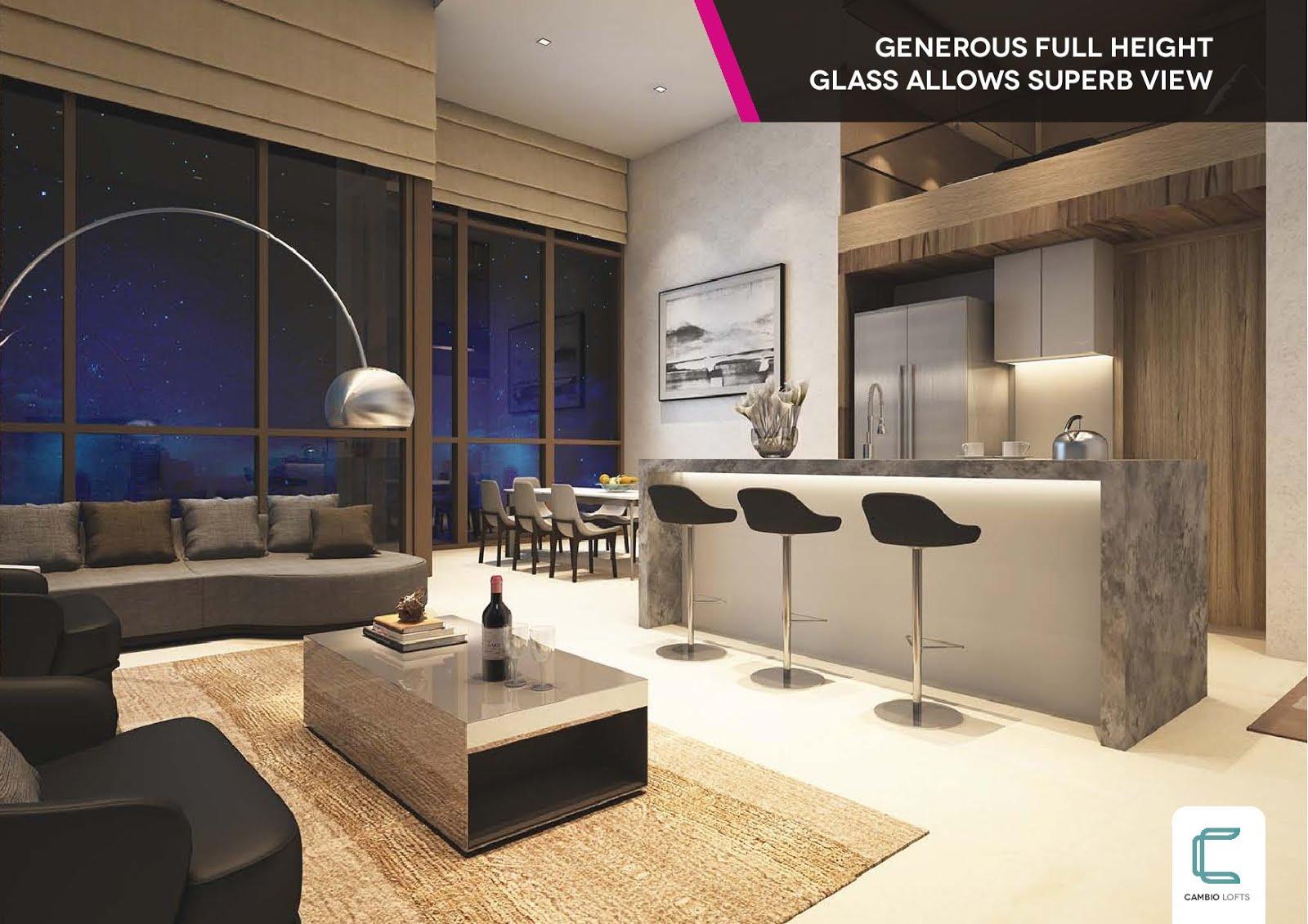 lighting for lofts. Fasilitas Cambio Lofts Lighting For