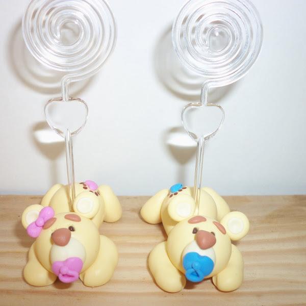Lembrancinhas de Bebe de Ursinhos
