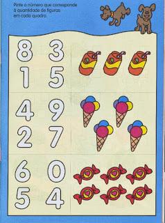 número que corresponde à quantidade
