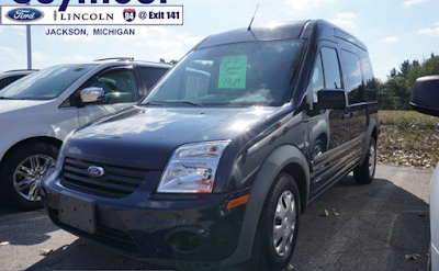 Used 2010 Ford Transit Van for Sale Grass Lake, MI