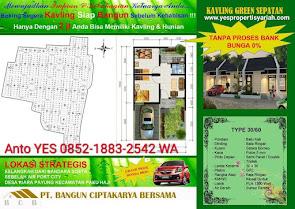 Rumah & Kavling Green Sepatan