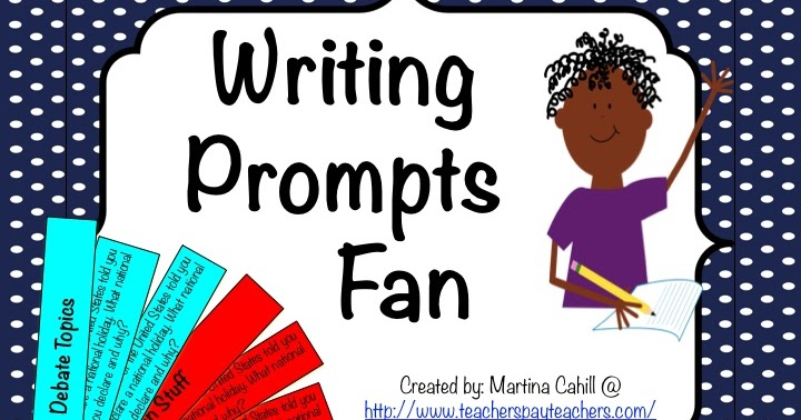 fun writing prompts for 5th grade