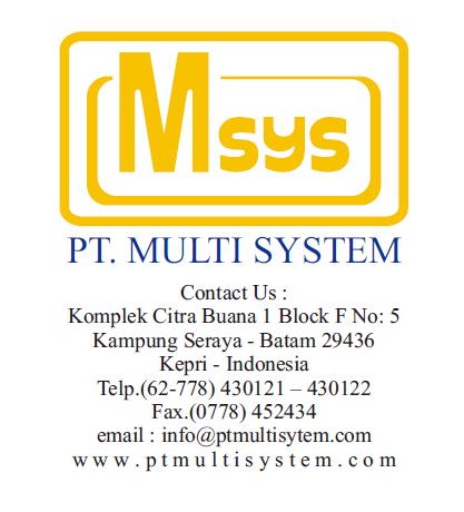 Profil PT. Multi System