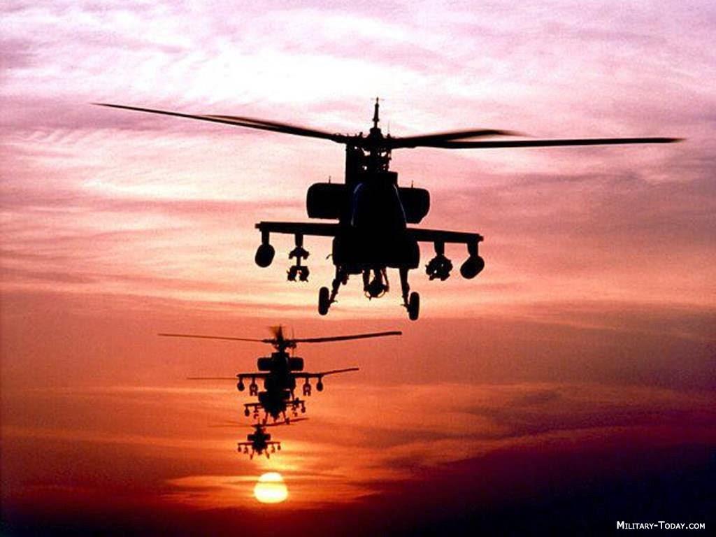 4 Apache Pesanan dari AS Siap Beraksi di HUT TNI 5 Oktober Mendatang