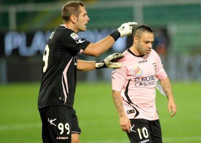 Palermo Cesena 0-1 highlights sky