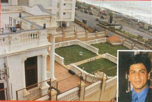 Cool Wallpapers Shahrukh Khan House