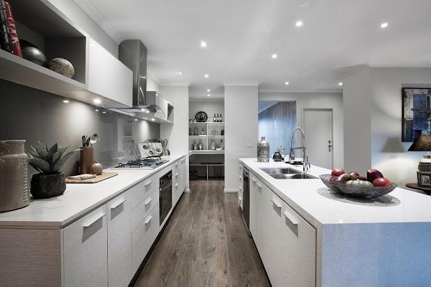 French Industrial Kitchen Ideas