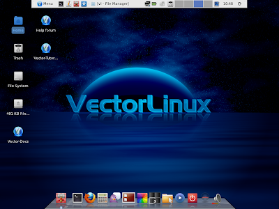 Vector Linux review