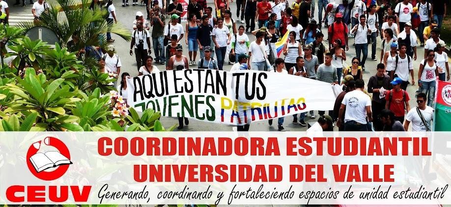 Coordinadora Estudiantil Universidad del Valle