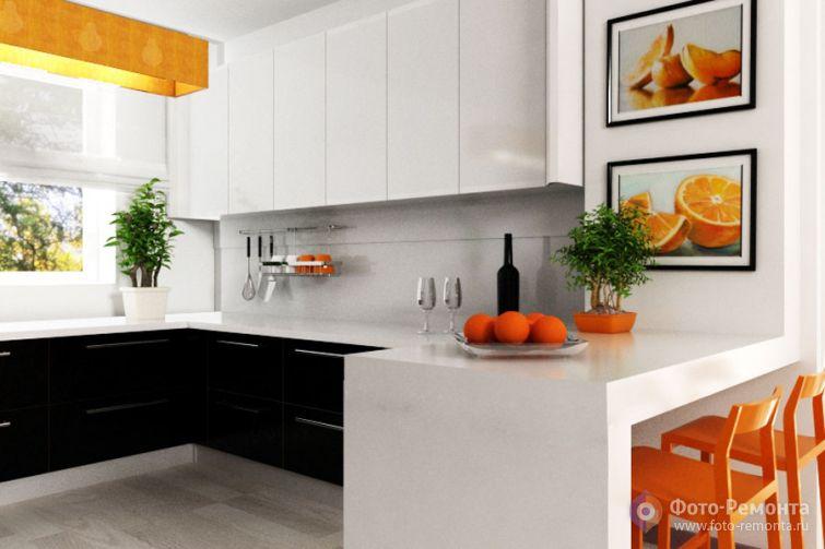 desain rumah dapur kecil menarik dan mempesona desain