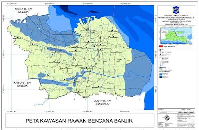 Surabaya Rawan Bencana?   UKM KSR PMI ITS SURABAYA