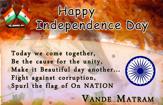 Essay on independence day for kids