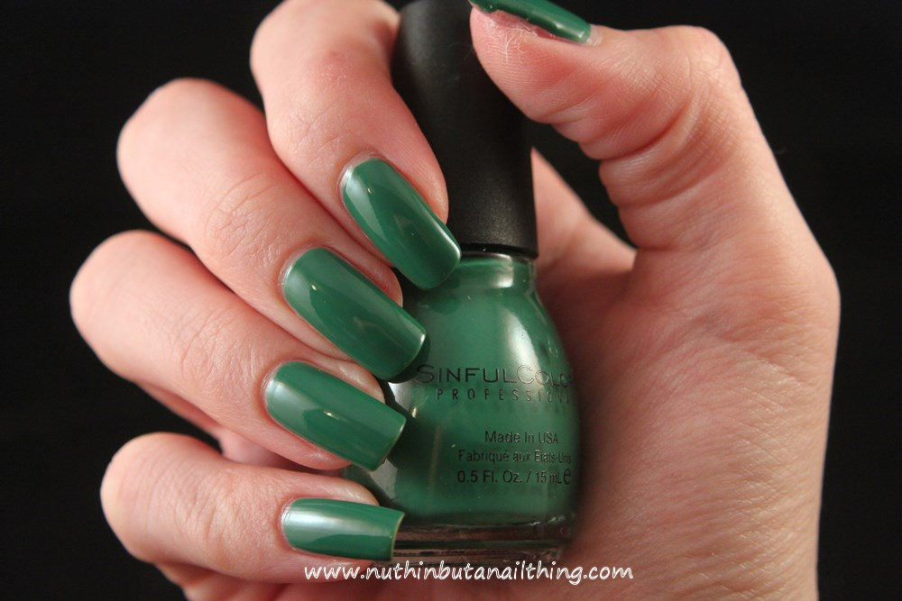 Sinful Colors - Envy