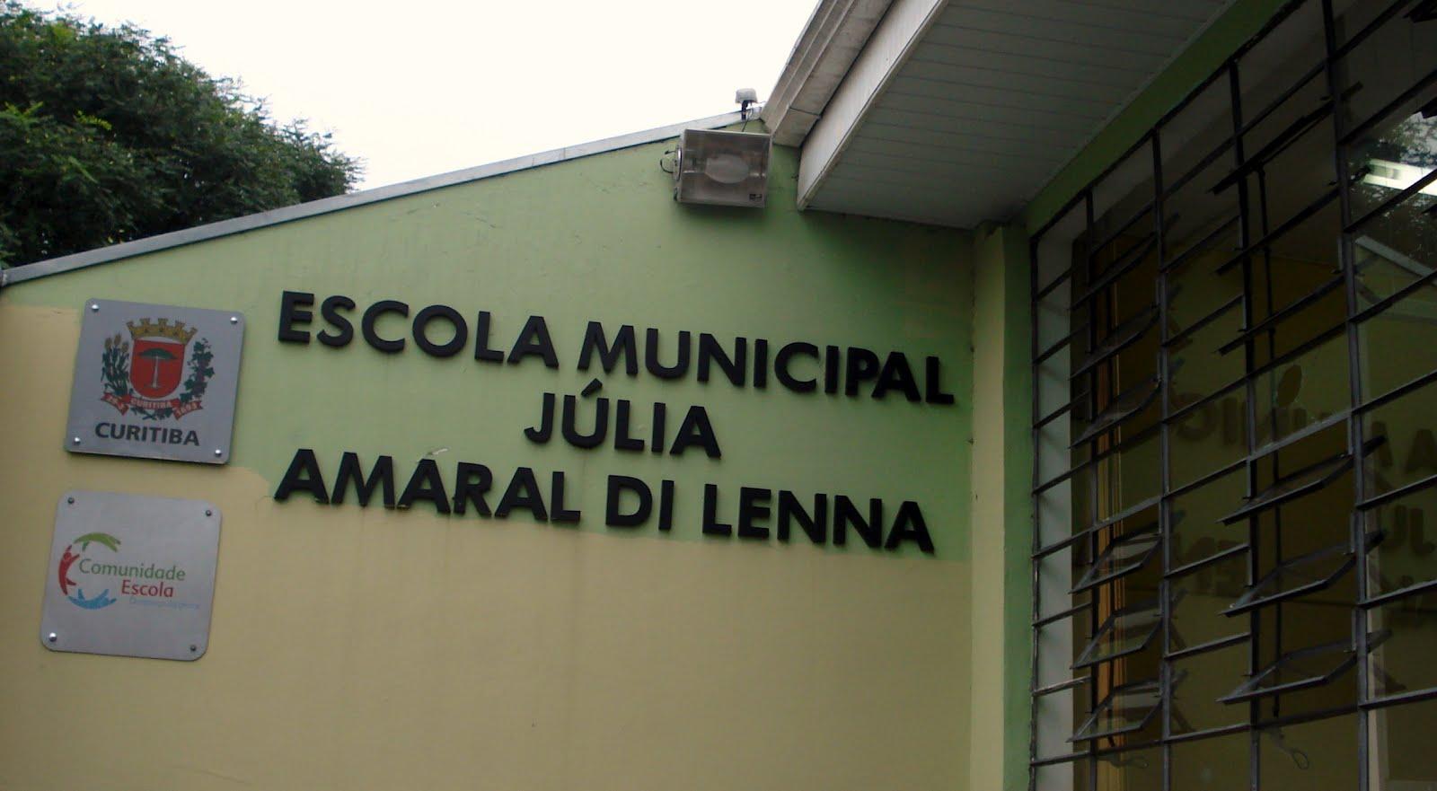 ESCOLA MUNICIPAL JULIA AMARAL DI LENNA