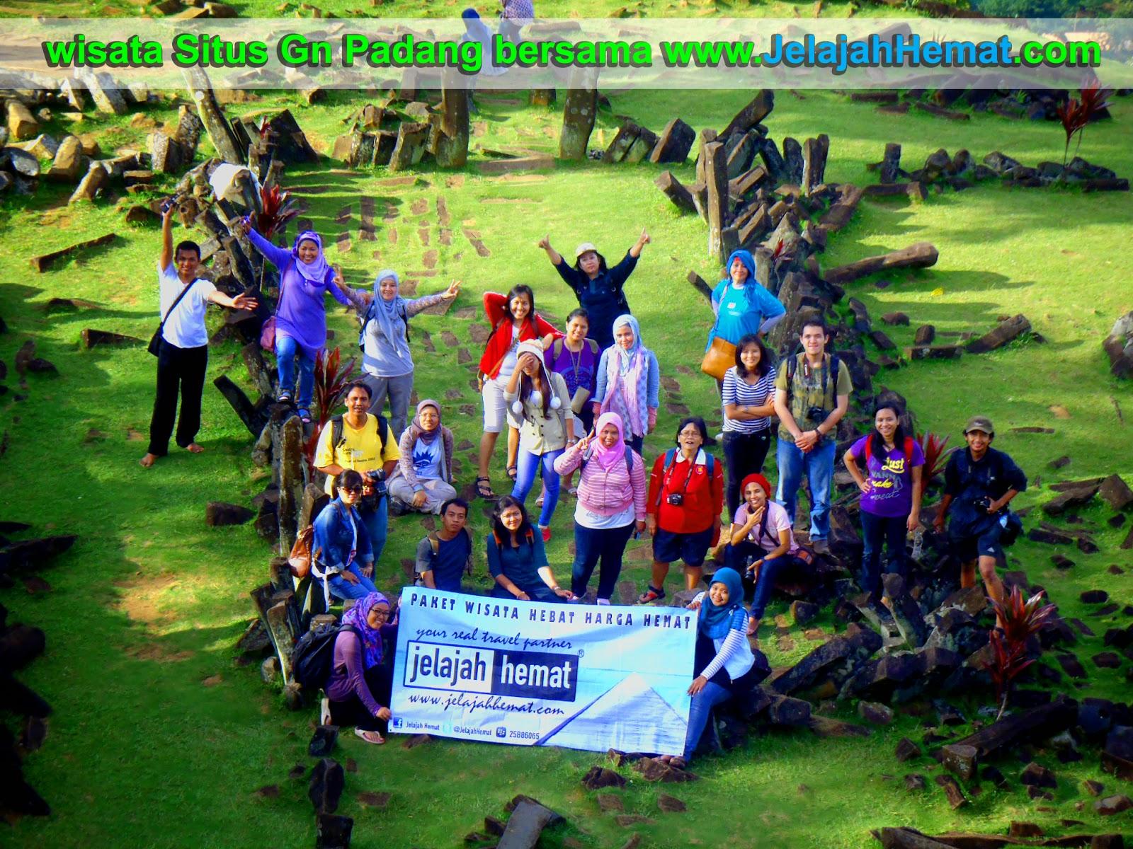 Paket Wisata & Liburan Hemat Gunung Padang Cianjur Hubungi Jelajah Hemat