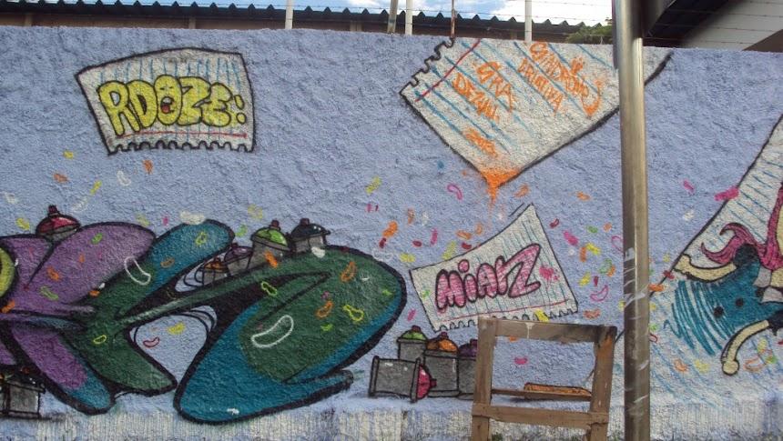 miah rdoze graffiti