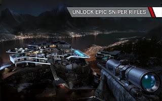 Game Hitman Sniper MOD APK+DATA New Version