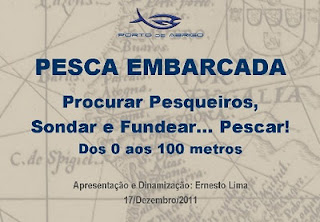 Workshop Pesca Embarcada
