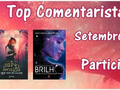 Top Comentarista Setembro/2014