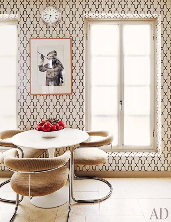 Phillip Jeffries Moroccan Wallpaper | B.A.S Blog
