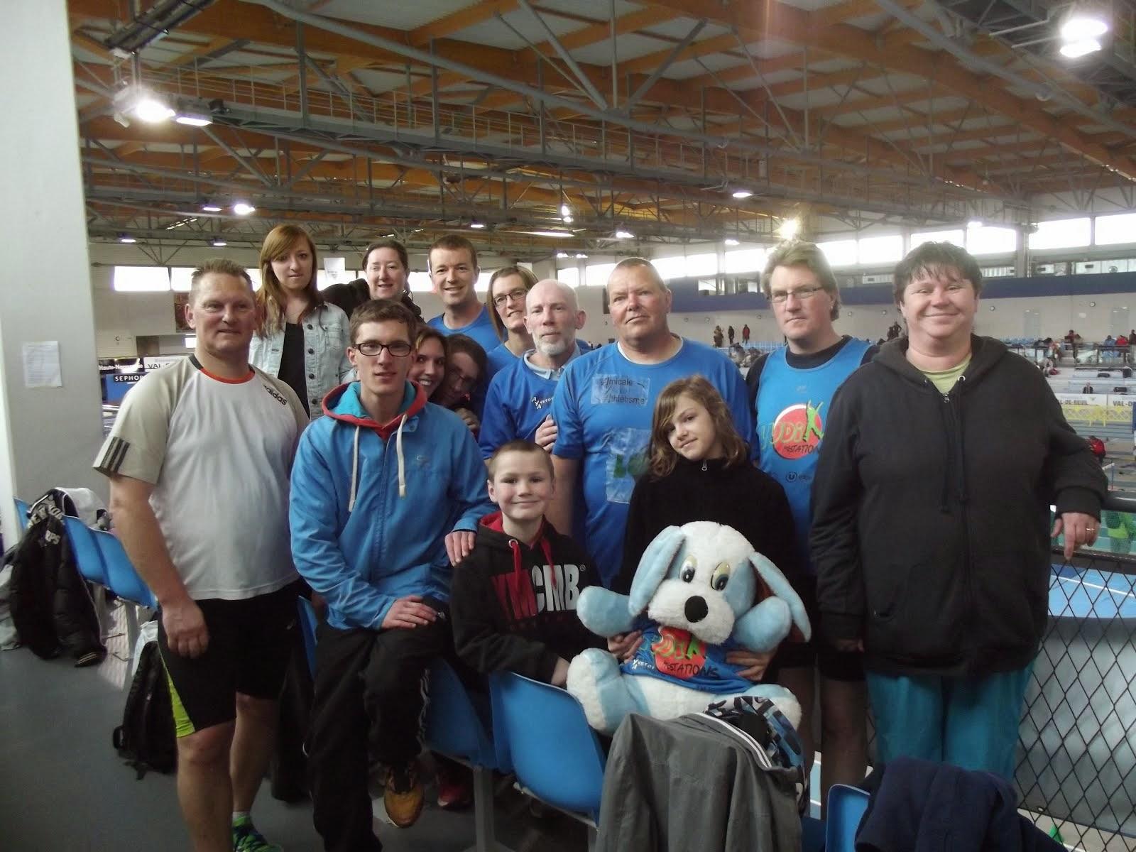l aya aux championnats de france indoor fsgt